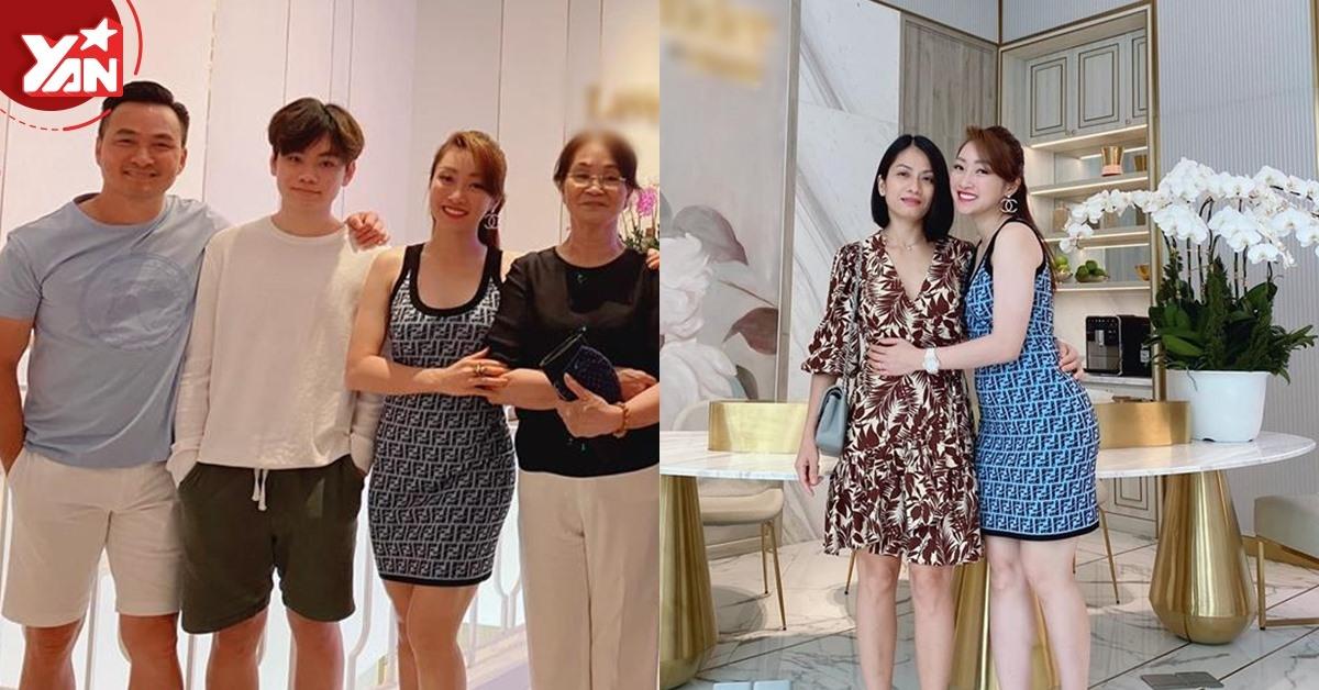 Không chỉ đi ăn tối, vợ cũ còn ngồi cạnh Chi Bảo và bạn gái kém 16 tuổi của anh