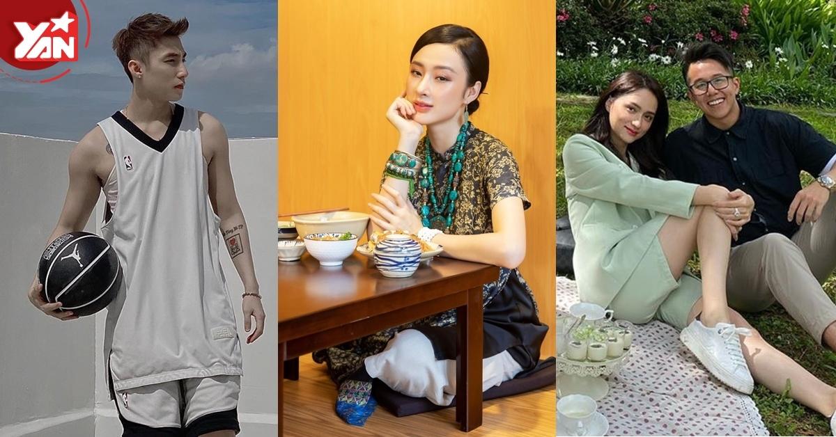 Sao Việt mặc gì hôm nay (8/8): Angela Phương Trinh kín đáo đi ăn chay vẫn đẹp như tiên nữ